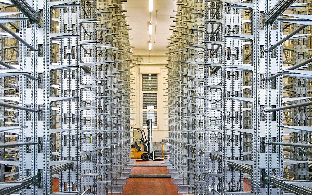 High Density Storage of Parmesan Cheese