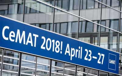 Watch out for METALSISTEM's 1000m² stand at next CeMAT 2018 Exhibition