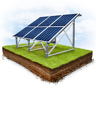 Photovoltaic Ground mounted systems