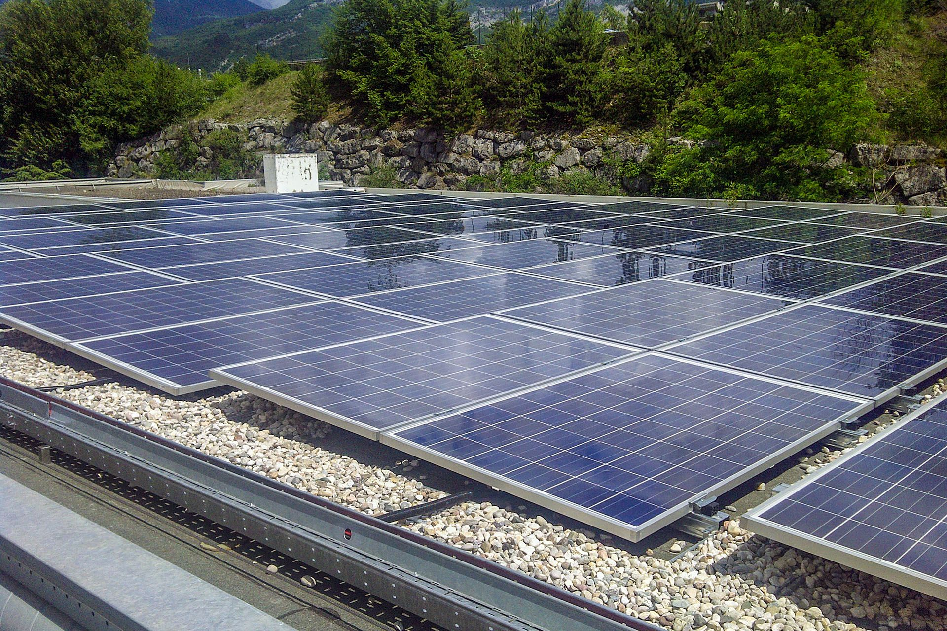 Photovoltaic Support Systems