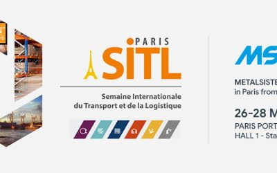 METALSISTEM at SITL PARIS: innovation in the Material Handling world