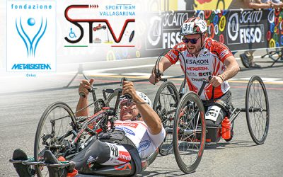 METALSISTEM New Paracycling Team