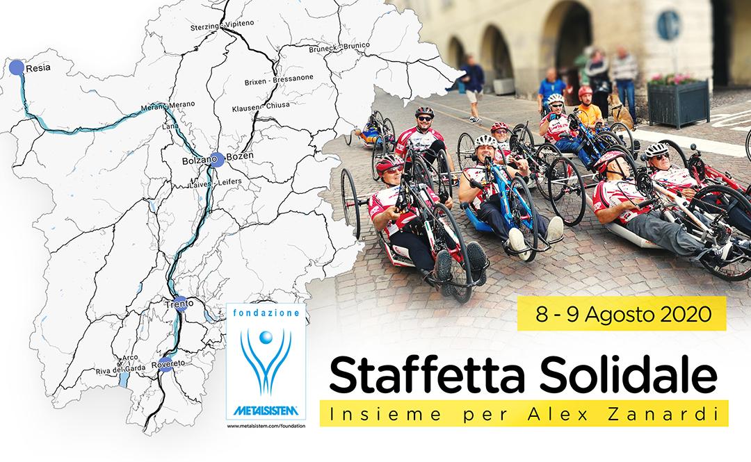 Staffetta Ciclistica Solidale